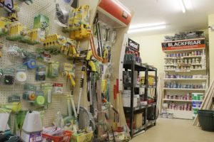 Builders Merchants, Berkeley, Gloucestershire