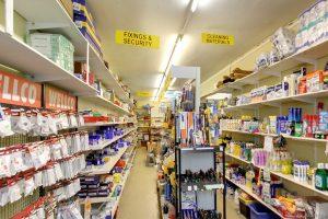 JC Aldridge builders merchants & shop