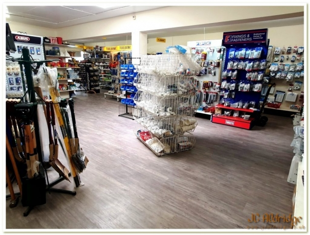 Gloucestershire builders merchants gereral DIY supplies
