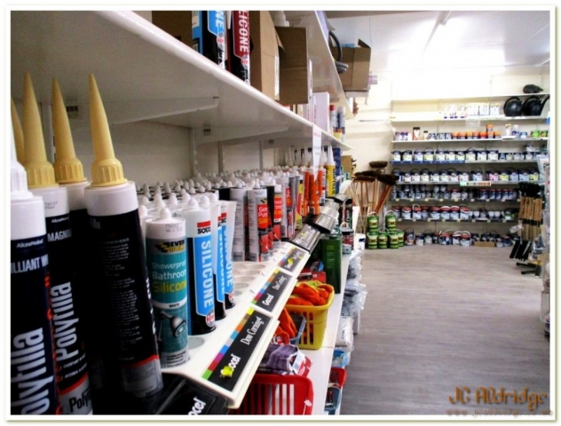 Gloucestershire builders merchants supplies and home fittings
